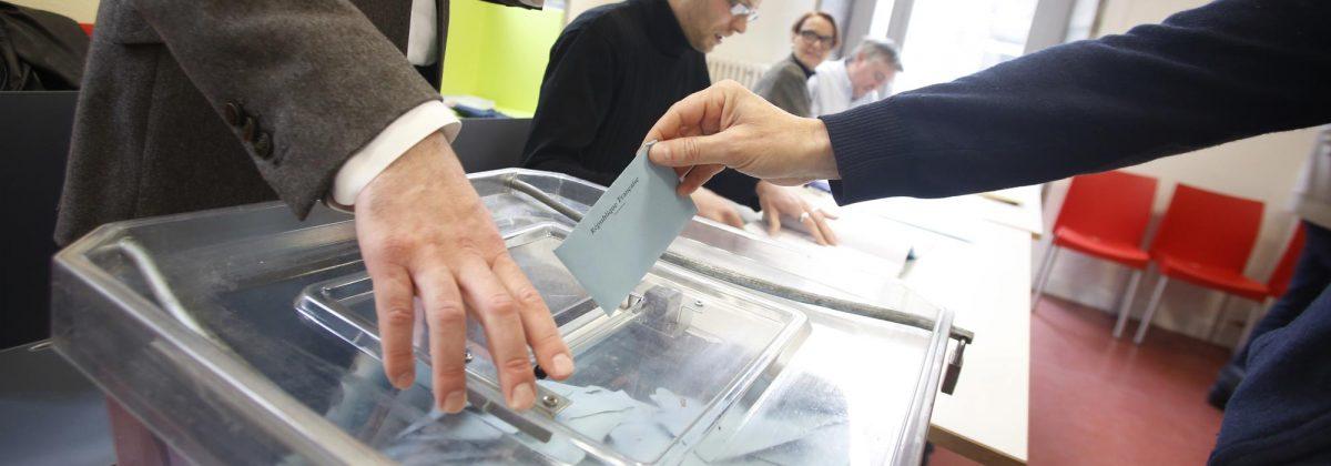 Elections municipales organisation des bureaux de vote - Organisation bureau de vote ...